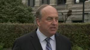 Presser: Who will Andew Weaver and the BC Greens work with?