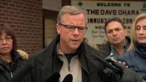 Brad Wall: We've increased resources for health care funding
