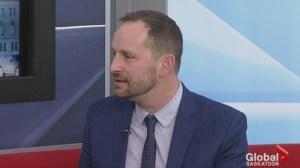 Saskatchewan NDP leadership candidate Ryan Meili