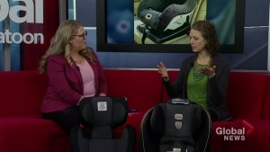 SWRC pilot car seat recycling program