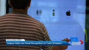 Facial recognition software threatens shoppers privacy