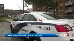 Woman charged after allegedly stabbing man's genitals in city's east end