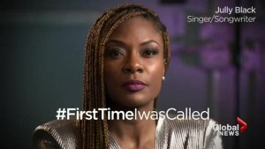 Social media reaction to #FirstTimeIwasCalled