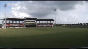 CHEX Daily tours the field of Antigua's Sir Vivian Richards Cricket Stadium