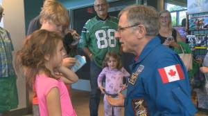 Apollo 11 anniversary inspires next generation of astronauts