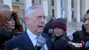 Russia can't be trusted to 'keep its word': Mattis