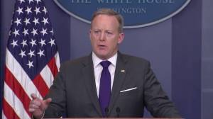 'There is a new president in office': White House responds to Iran