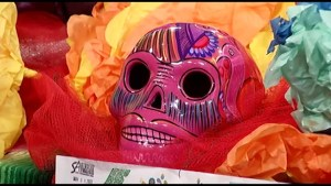 The Morning Show looks at the Mexican festival Dia de los Muertos