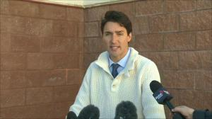 Prime Minister Justin Trudeau 'shocked and saddened' by the news of Jim Prentice's death