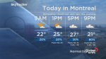 Global News Morning weather forecast: Wednesday, June 27