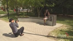 Calgary university grad finishes degree from hospital bed after tragic car crash