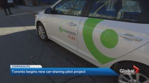 Toronto's first free-floating car-share ready to launch