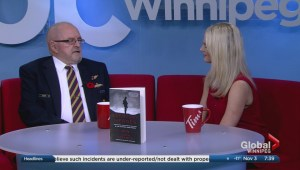 Manitoba veteran part of new book Everyday Heros
