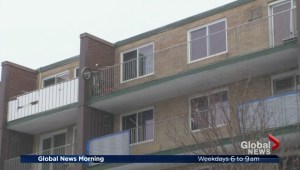 Lachine residents concerned about building's health and safety conditions