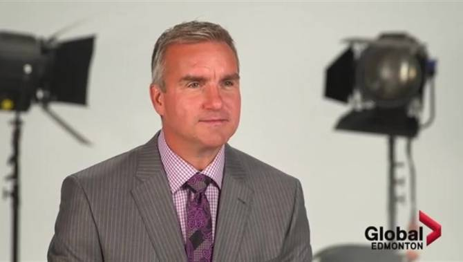 Click to play video: Get to know Global News anchor Kevin Karius