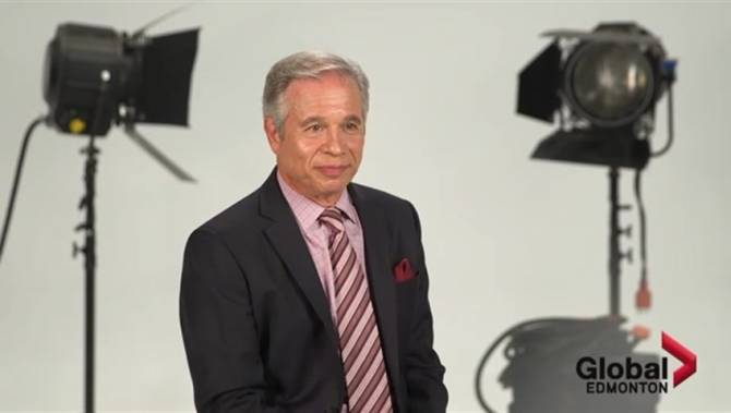 Click to play video: Get to know Global News anchor Mike Sobel