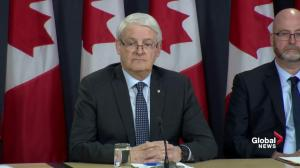 Garneau: Government has not received any complaints from airlines on MAX series