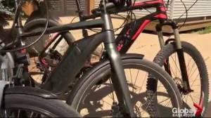 Electric bikes trending in Saskatoon (05:35)