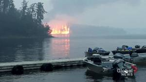 Wildfires prompt evacuations in northwestern Ontario