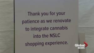 Cannabis plans dominate NSLC talks at legislature (02:01)