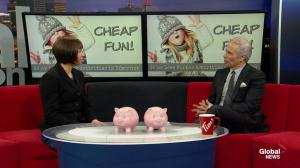 Family Fun Edmonton: Cheap things to do with your kids this January