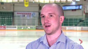 New voice of Humboldt Broncos tells story of team's rebirth on the ice