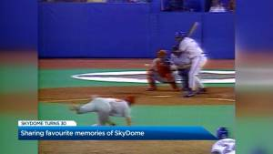 Sharing favourite memories of Rogers Centre