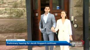 Hedley frontman Jacob Hoggard's preliminary trial continues for 2nd day