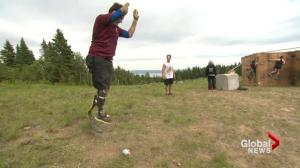 Young Montrealer overcomes physical obstacles to take on physical challenges