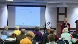Genealogy conference helps piece together family history puzzles