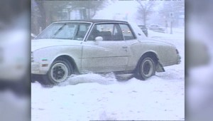 Archive: Raw video from Winnipeg during the 1997 blizzard