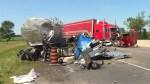One dead after Hwy. 401 crash near Trenton