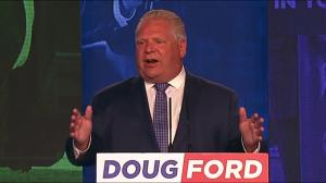 Trudeau, Mayor Tory congratulate Doug Ford's victory in Ontario