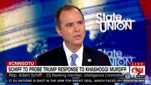 Top Democrat on House intel panel says Trump 'dishonest' about CIA's Khashoggi report
