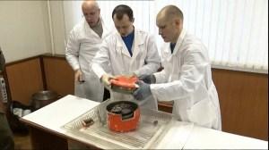 Russian investigators study black box from Black Sea plane crash
