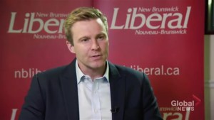 One-on-one with N.B. Liberal Leader Brian Gallant