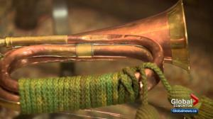 Mons Bugle to be played in Edmonton for Remembrance Day