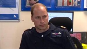 Prince William retires from air ambulance job