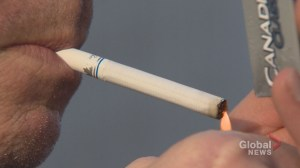 Lack of designated smoking areas at Halifax hospitals