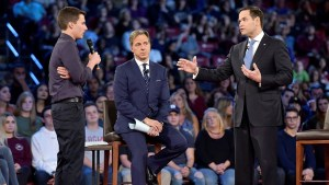 Florida student demands to know if Sen. Rubio will continue to accept NRA donations
