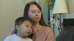 Mother angry with Uber after 3-year-old son taken after 'misunderstanding'