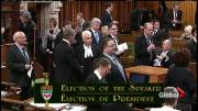 Play video: Parliament resumes under Liberal government