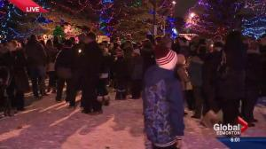 Vigil held in Spruce Grove to honour Ryder and Radek MacDougall