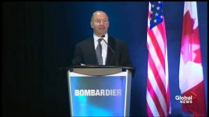 Bombardier tells investors Delta deal a 'turning point'