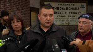 Mayor of La Loche: We need this school re-built