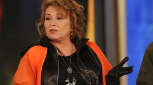 Roseanne Barr: 'So many people were rushing to speak for me'