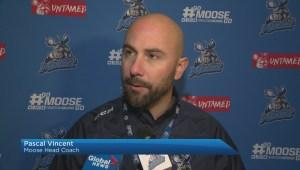 Manitoba Moose Open Training Camp