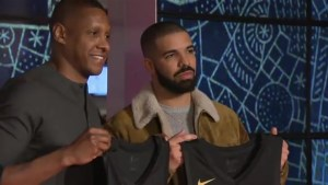 Drake and Toronto Raptors launch 'Welcome Toronto' program