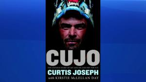 Legendary NHL goalie Curtis Jospeh talks memoir ahead of Halifax event