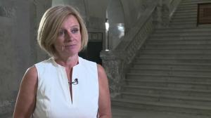Have the feds done enough on Trans Mountain dispute? Notley says 'jury is out'